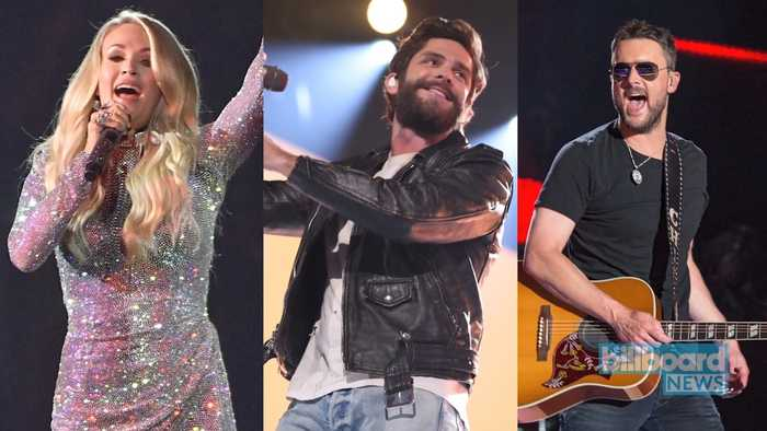 Carrie Underwood, Thomas Rhett & More Set to Perform at Stagecoach 2020 | Billboard News