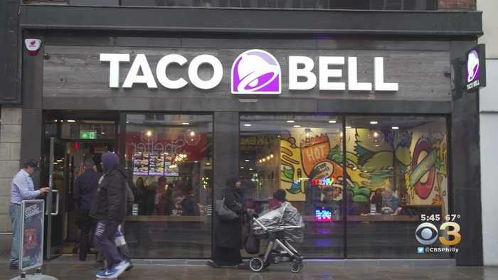 Taco Bell Recalls More Than 2 Million Pounds Of Beef