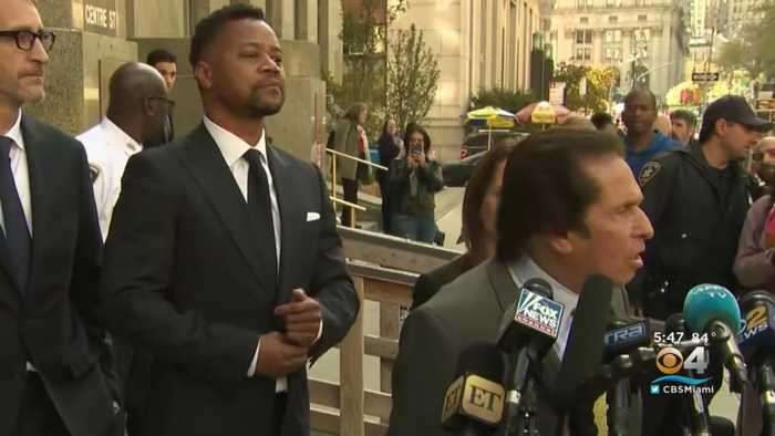 Cuba Gooding Jr. Surrenders Himself After Being Charged Again With Forcibly Touching A Woman