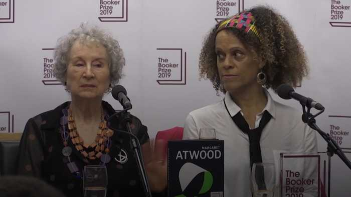 Margaret Atwood: Booker Prize will be irrelevant if we don't save the planet