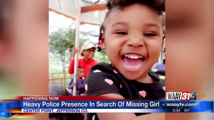 Search for Missing Birmingham Girl