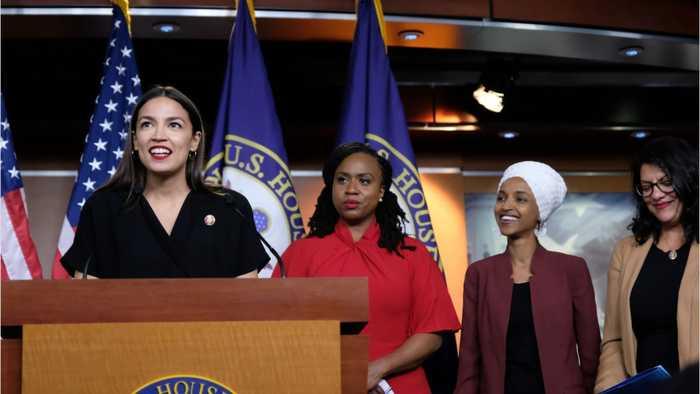 A CNN Anchor Asked If An Endorsement From Alexandria Ocasio-Cortez, Ilhan Omar, And Rashida Tlaib Was 'Too Urban'