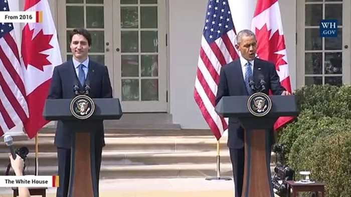 Obama Urges Canadians To Support Trudeau: 'World Needs His Progressive Leadership'