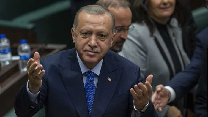 Erdogan Says He Will Only Meet With Mike Pence And Mike Pompeo