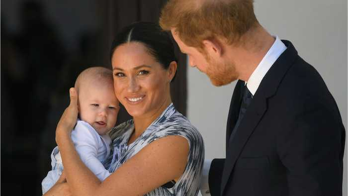 Meghan Markle Confirms Prince Archie A Redhead