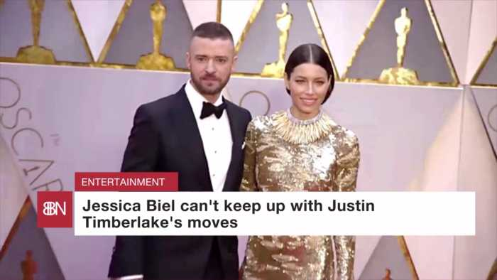 Justin Timberlake Can Out Dance Jessica Biel