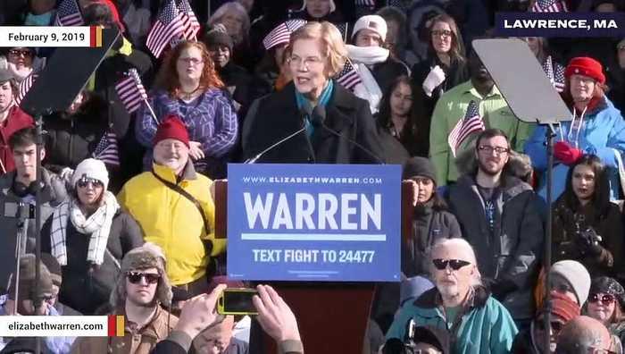 Elizabeth Warren Deletes Tweet About DNA Test And Native American Ancestry