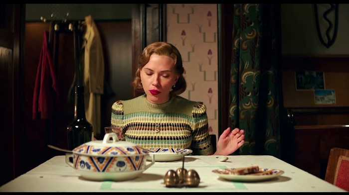 Jojo Rabbit Movie Clip - This Table is Switzerland - Scarlett Johansson