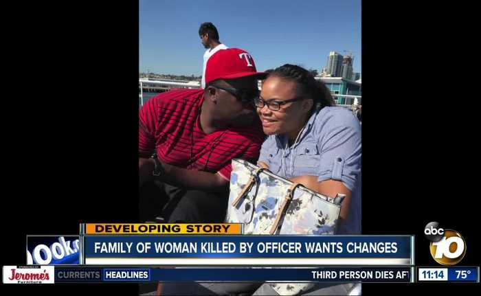 Family of woman shot, killed by officer in her home pushes for changes