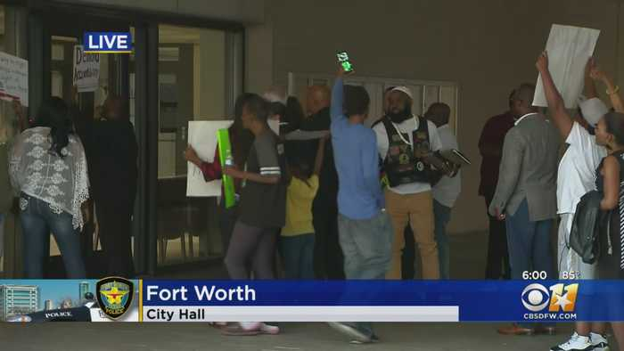 Team Coverage: Atatliana Jefferson's Murder Leads To Protests, Changes At Fort Worth City Hall