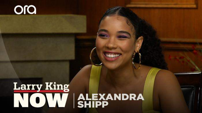 If You Only Knew: Alexandra Shipp