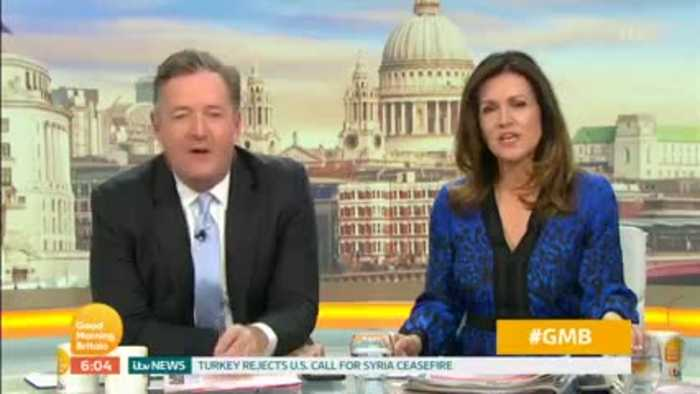 Piers Morgan Reckons He's Getting A Pay Rise After Losing Poll Asking If He Should Be Sacked