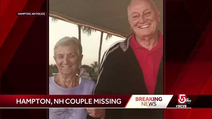 Police searching for elderly couple