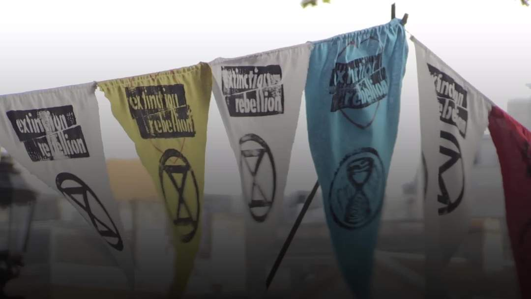 Extinction Rebellion launch legal action against the police ban
