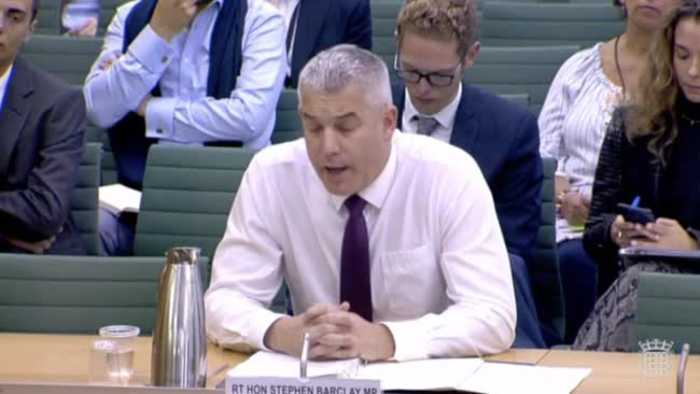 Boris Johnson Will Send Letter Requesting Brexit Delay As Required, Stephen Barclay Confirms