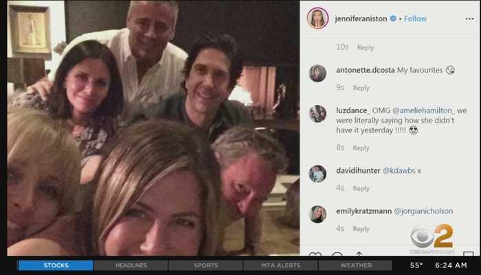 Jennifer Aniston Joins Instagram