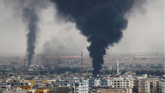Turkey's Erdogan vows to keep fighting in Syria as diplomatic efforts intensify