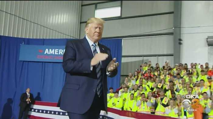 President Trump To Visit Pittsburgh For Marcellus Shale Coalition