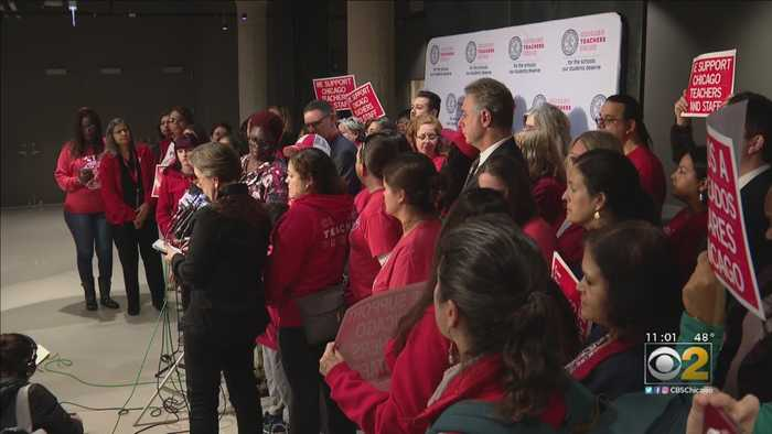 CPS Classes Cancelled For Thursday As CTU Prepares To Strike