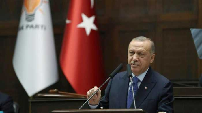 Erdogan: No world power can stop Turkey's military offensive in Syria