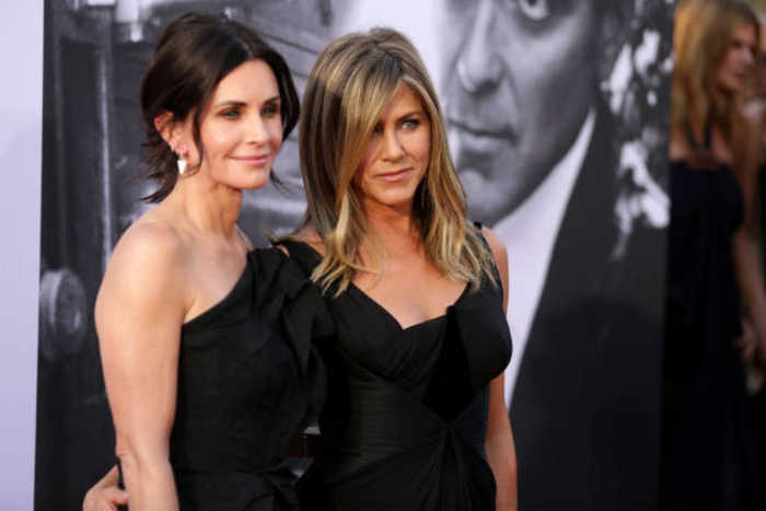 Courteney Cox says social media sucks as she welcomes Jennifer Aniston to Instagram