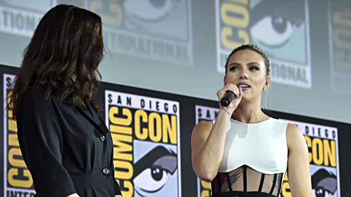 Scarlett Johanssson hopes Black Widow movie will give fans 'closure'