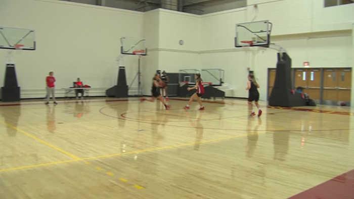 PSU WBB First Practice