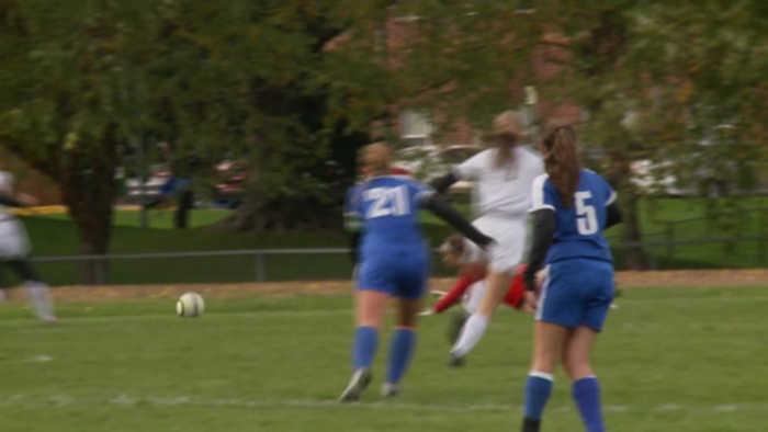 10/15/19 - Girls Soccer - Winona Cotter
