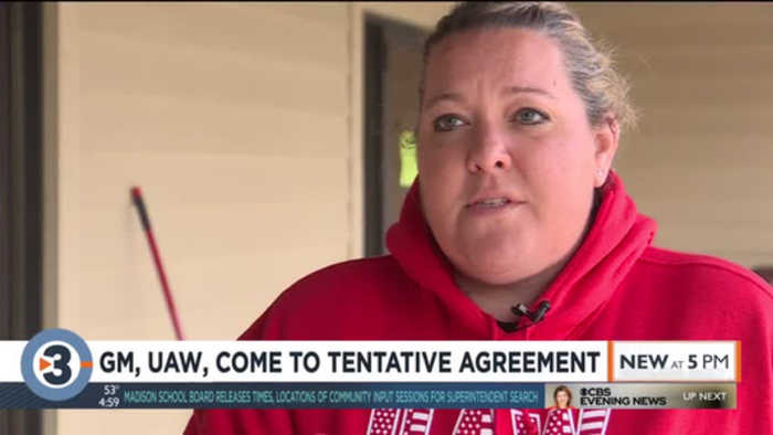 GM, UAW come to tentative agreement