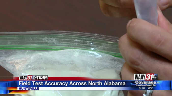 Field Test Accuracy Across North Alabama