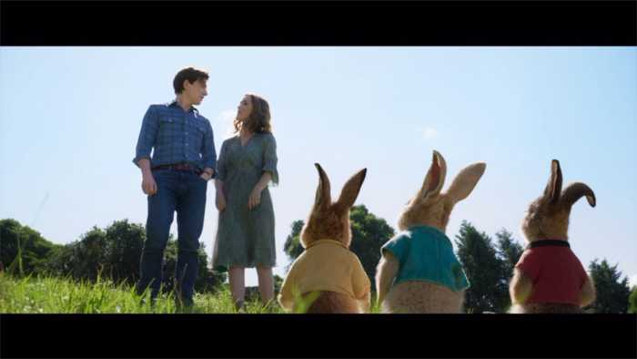 Rose Byrne, Daisy Ridley, Domhnall Gleeson In 'Peter Rabbit 2: The Runaway' First Trailer