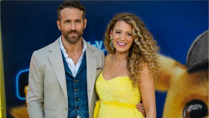 Blake Lively And Ryan Reynolds Welcome Baby Number 3