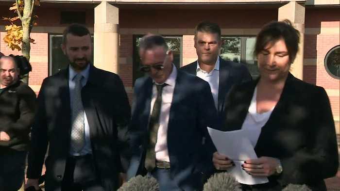 Paul Gascoigne found not guilty of sexual assault