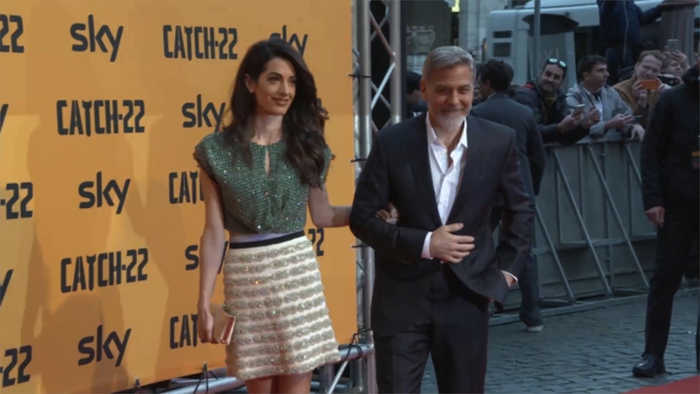 George Clooney's sister-in-law jailed for three weeks for drink-driving