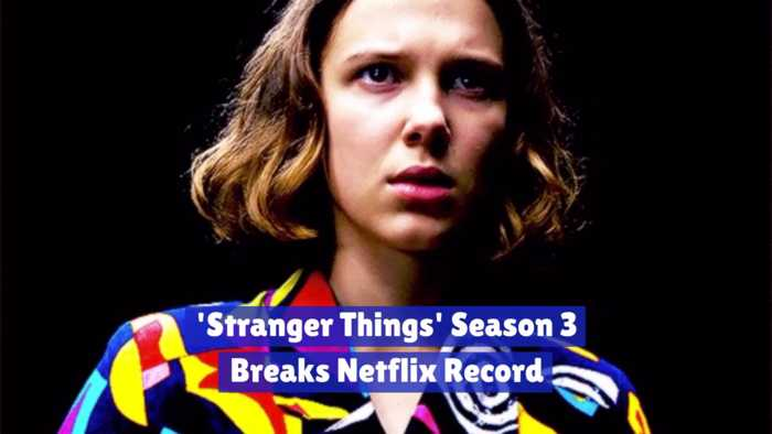 Now Everyone Is Watching 'Stranger Things'
