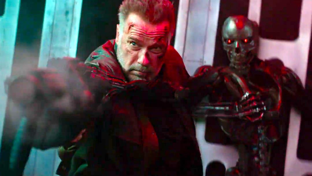 Terminator: Dark Fate – Extended Restricted Trailer