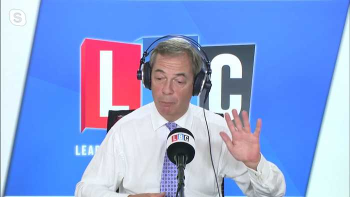 Nigel Farage Is