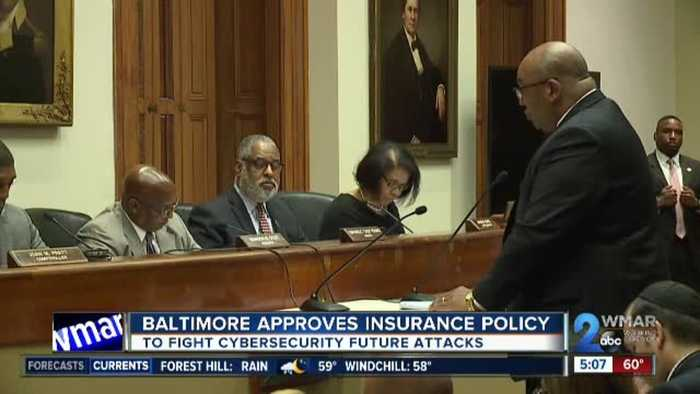 Baltimore approves insurance policy