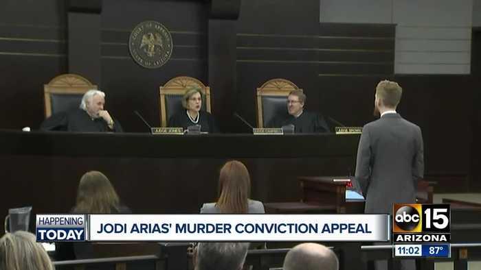 Jodi Arias' murder conviction appeal