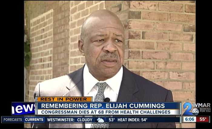 A look back at Congressman Cummings legacy