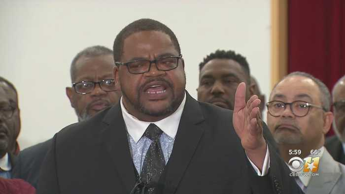 Plea For Justice Department To Intervene In Fort Worth Police Department