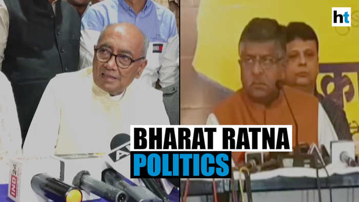 Bharat Ratna politics: Congress & BJP spar over honour to Veer Savarkar