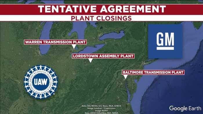 Details revealed: What's in the tentative UAW GM contract?