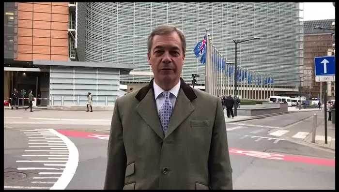 Nigel Farage's Instant Reaction To Johnson's Brexit Deal