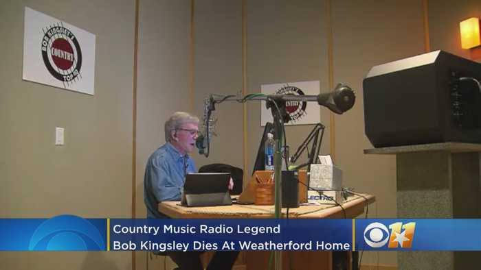Country Music Radio Legend Bob Kingsley Dies At 80