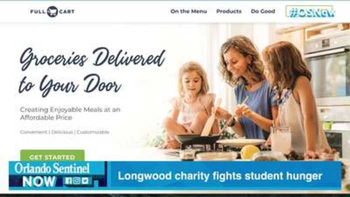 Longwood charity gets $1 million to address nationwide student hunger issue