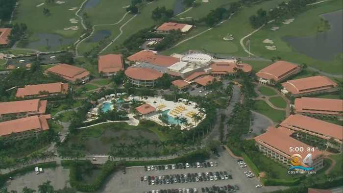 Controversy Over Decision To Host G7 Summit At Trump's Golf Resort In Doral
