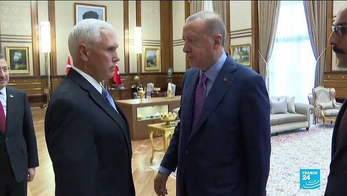 Turkish offensive in Syria: US president Donald Trump welcomes truce between Turkey and Kurds