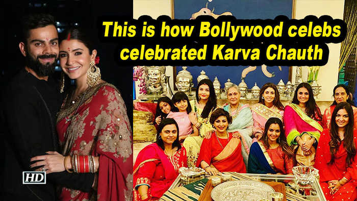 This is how Bollywood celebs celebrated Karva Chauth