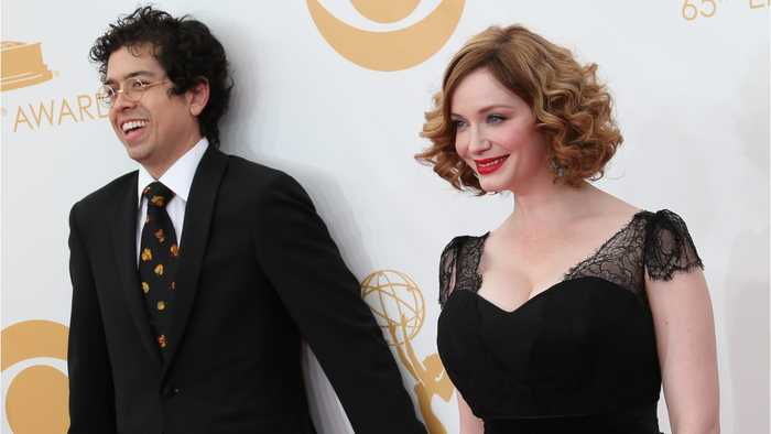 Christina Hendricks And Geoffrey Arend Separate